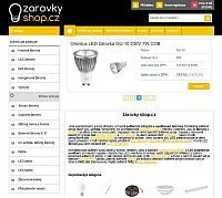 E-shop LED pásky
